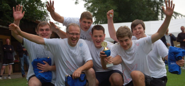 Faustball Jedermannturnier 2012