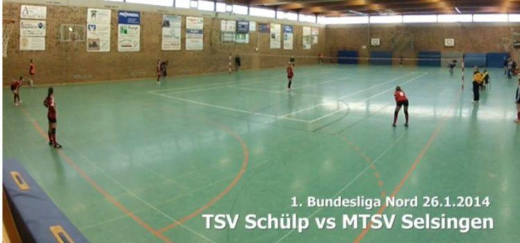 Spiel TSV Schülp vs MTSV Selsingen vs SG Stern Kaulsdorf