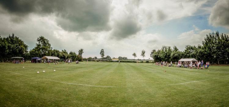 Sportplatzreinigung / Aktion sauberes Dorf