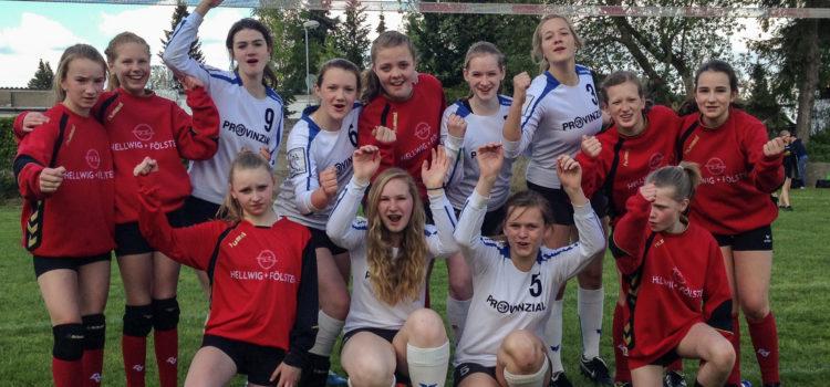 Turnier in Wakendorf – U14 belegt den zweiten Platz