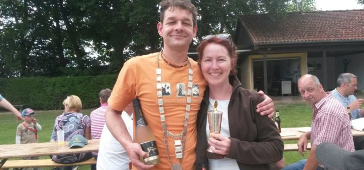 Ulf & Anja sind das neue Königspaar