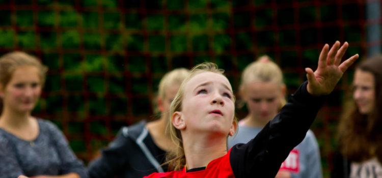 Annika und Lea beim Deutschlandpokal