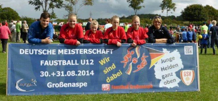 Deutsche Meisterschaft U12