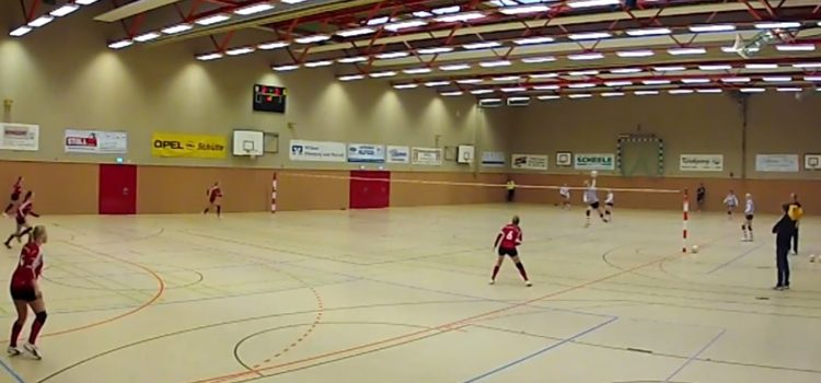 Video aus der Frauen Bundesligasaison Halle 14/15