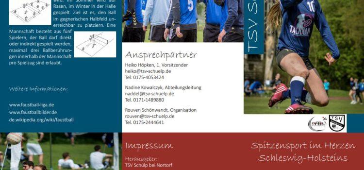 Infoflyer zur Feldsaison Flyer ausgetauscht!!!!