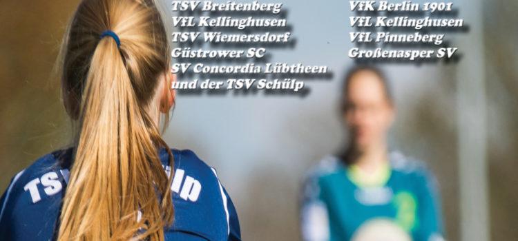 Spielplan ODM U18 weiblich