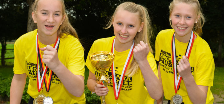 Große Erfolge für die Jugendfaustballer vom TSV Schülp