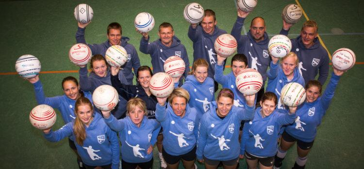 Vorbereitungsturnier der Bundesliga-Frauen in Brettorf