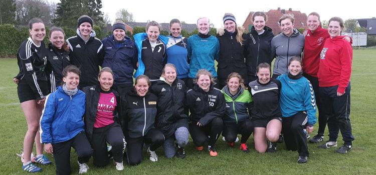 Große Freude bei Svenja und Nora – Beide in Runde 2 bei der Frauen Nationalmannschaft