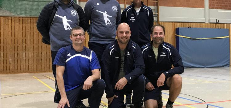 Faustballer starten in die Hallen-Saison