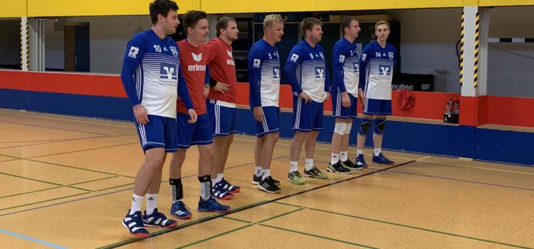 TSV-Herren mit starkem Rückrundenauftakt