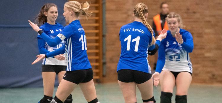 Bericht 5. Spieltag 1.BL Nord Frauen